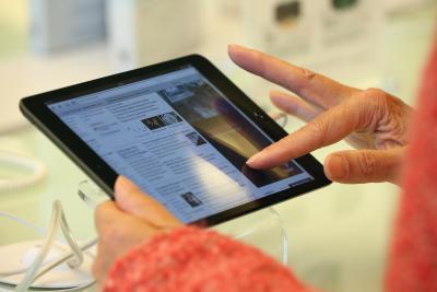 Cómo actualizar un iPad Sin respaldándolo