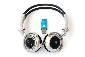 Cómo configurar los auriculares de Bluetooth en Mac OS 10.5 Leopard