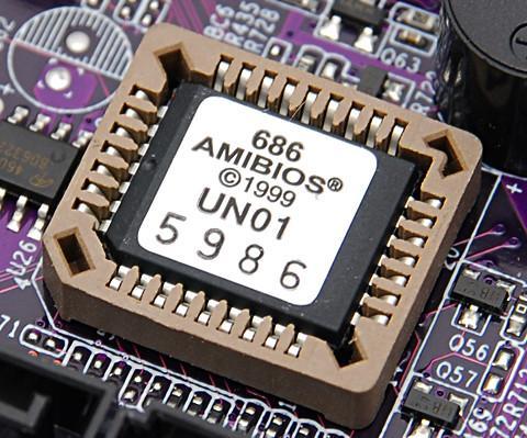 Cómo quitar un chip de la BIOS