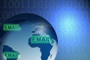 Cómo registrarse para una cuenta de correo electrónico