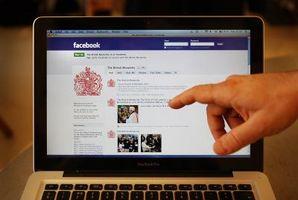 Cómo poner las herramientas en una lista de favoritos en Facebook