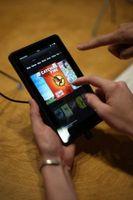 Cómo encontrar su dirección IP para el bolsillo Kindle Fire