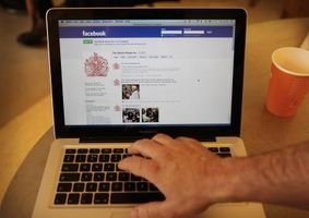 Cómo hacer un enlace del lado de Facebook en un sitio web