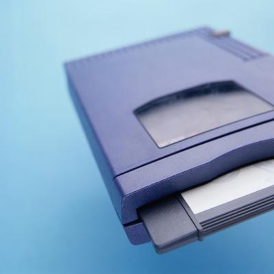 Cómo borrar un disco Zip Drive