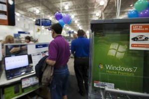 Cómo migrar de XP a Windows 7 Uso de actualizaciones de Windows 7 Home