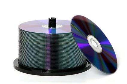 Cómo reparar un disco DVD-RW