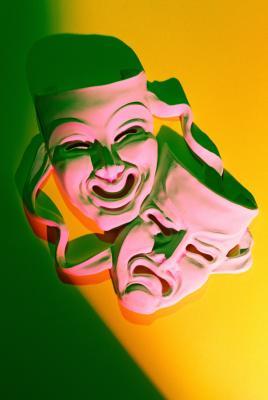 Cómo encontrar el símbolo de la máscara del teatro en MS Word
