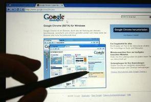 Google Chrome no puede recuperar sus ajustes