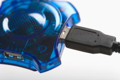 Cómo conectar concentradores USB a XP