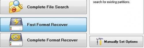 Cómo recuperar un archivo con formato