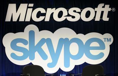 De accesibilidad de los grupos de contacto en Skype