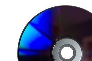 Cómo grabar un disco DVD con un menú principal