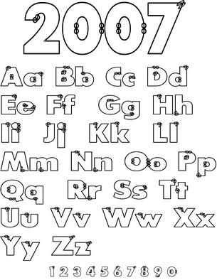 Cómo descargar fuentes nuevas para Microsoft Word 2002