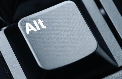 Cómo hacer símbolos con el teclado con la tecla Alt