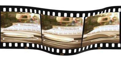 Cómo empalmar una película juntos