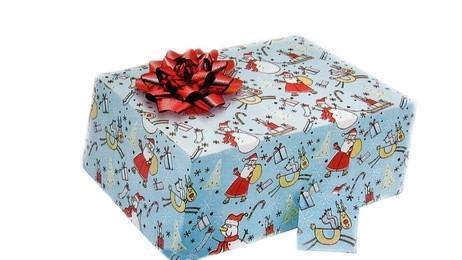 Cómo hacer autoadhesivas etiquetas del regalo