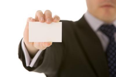 Cómo hacer tarjetas de negocios en Word