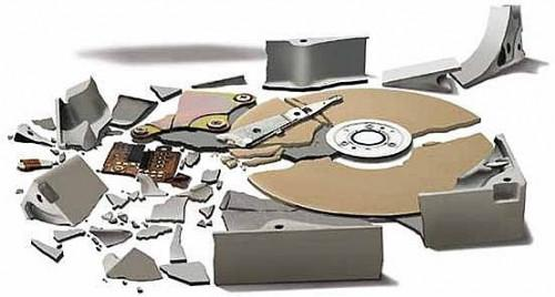 Cómo guardar los datos en un mal disco duro