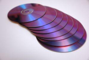Cómo grabar archivos de procesador de textos para un CD