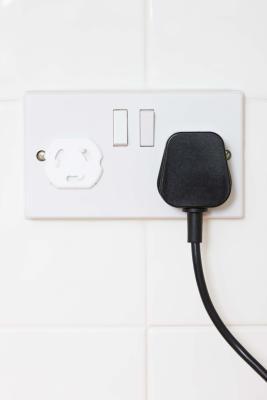 Tipos de 220V cables de alimentación