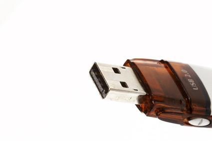Cómo guardar carpetas en un Memory Stick