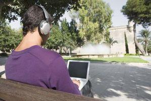 Cómo convertir un archivo de audio MP3 en un enlace