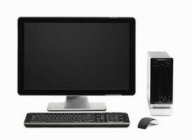 Cómo quitar la base de un Monitor Acer