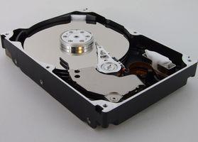 Cómo quitar Windows XP y reinstalar una unidad de disco duro