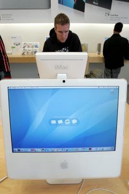 Cómo realizar la prueba de Apple de hardware en un iMac G5
