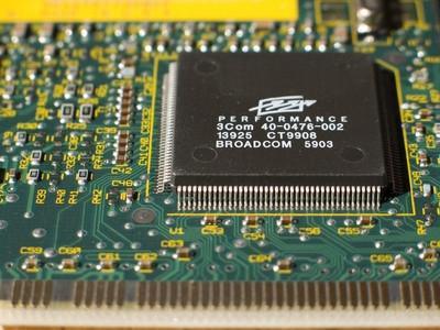 Chips de computadora puede ser alterado por las ondas de radio?