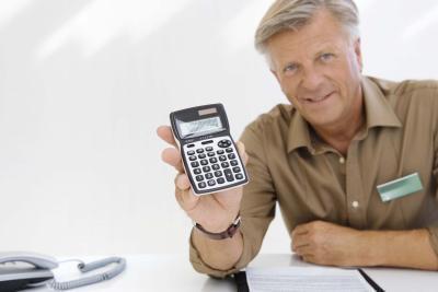 Cómo calcular integrales con una calculadora TI-83 Plus Representación gráfica