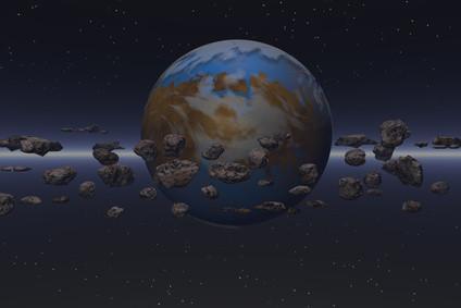 """¿Cómo puede encontrar asteroides de minería en """"Eve Online""""?"""
