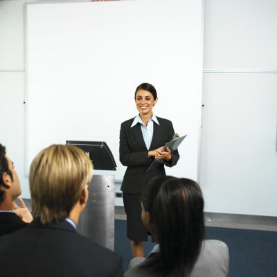 ¿Se puede ejecutar una presentación de PowerPoint con sus Notas visible sólo para usted?