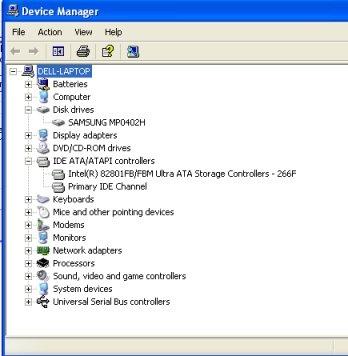 Cómo reemplazar disco duro existente