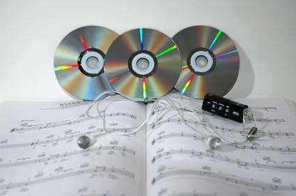 Cómo guardar música en el ordenador