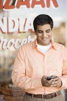 Cómo usar Facebook en un teléfono móvil