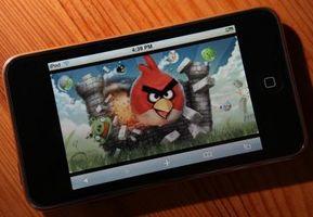 """Cómo reproducir Niveles transmite """"Angry Birds"""""""