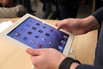 Características de un IPad Tablet