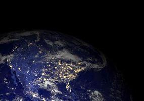 Cómo encontrar a mi casa recurriendo a imágenes de satélite