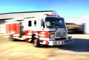 Cómo diseñar un encabezado para un Sitio Web del parque de bomberos
