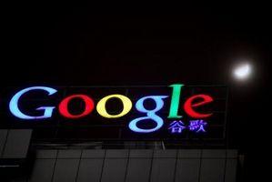 Cómo poner un bloque de los padres en Google