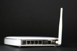 Cómo conectar un router inalámbrico a una línea telefónica de Verizon