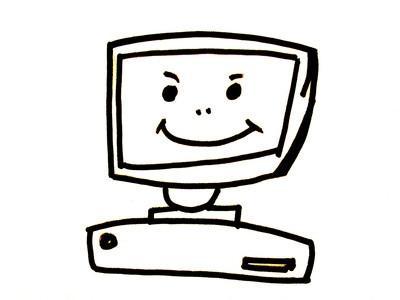 Cómo limpiar las pantallas de computadora con Windex