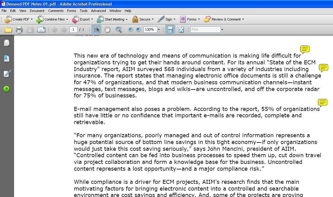 en formato pdf c u00f3mo imprimir comentarios de nota en formato pdf seabrookewindows com