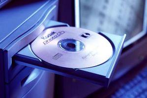 Cómo saber si una unidad de CD-ROM está roto