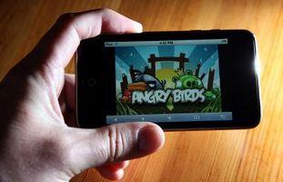 ¿Cómo llego a los créditos en Angry Birds?