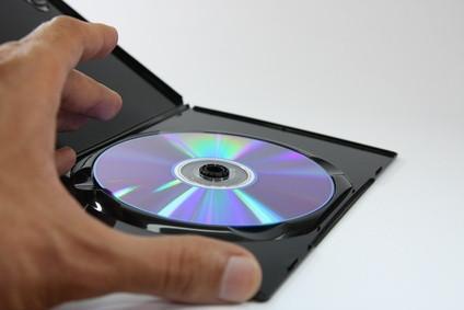 ¿Cómo puedo crear un DVD de dibujos animados?