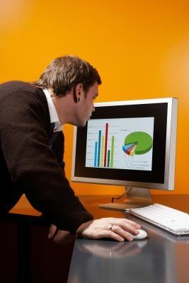Cómo cambiar el color de las barras en un gráfico en Microsoft Word 2003