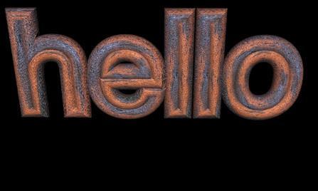Cómo diseñar su propio Hola mi nombre es Pegatinas