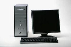 Cómo abrir una caja de Sony Vaio de escritorio